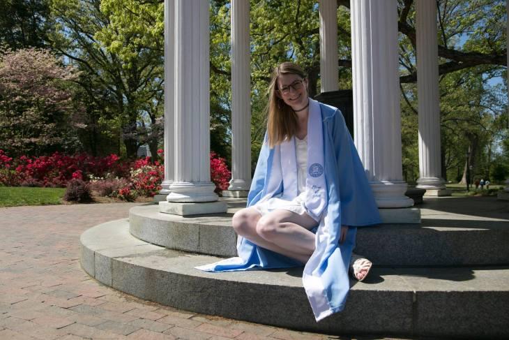 UNC-Chapel Hill Graduation
