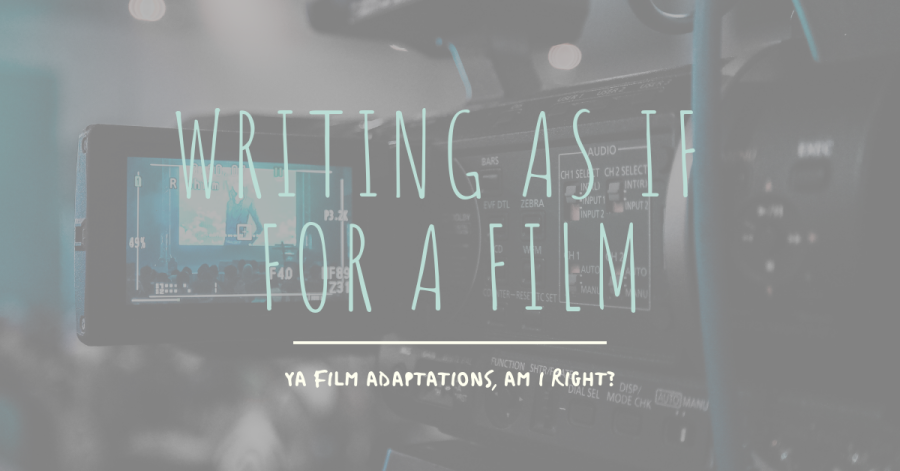 Writing as If for a Film